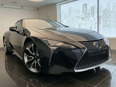 begagnad Lexus LC 500 3.5 V6 Sport+ Hybrid