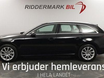 begagnad Audi A4 2.0 Quattro Euro 6 190hk