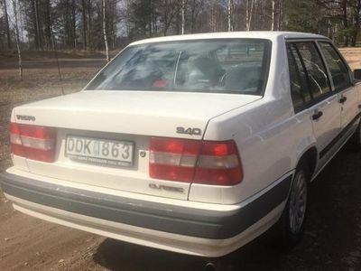 begagnad Volvo 940 turbo classic