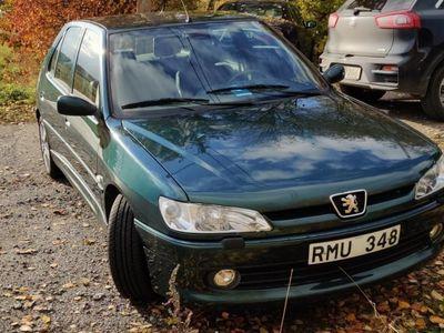 begagnad Peugeot 306 2.0 5dr -00