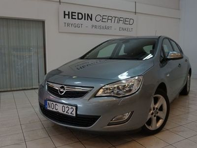 begagnad Opel Astra 1,4 Turbo 140hk SPORT