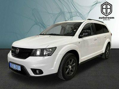 begagnad Fiat Freemont 2.0 4x4 Sport 7-sits Black code D-värme