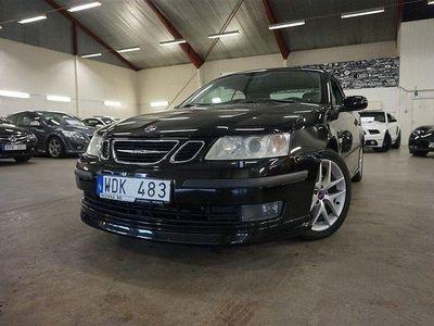 begagnad Saab 9-3 Cabriolet AERO 210 HK AUTOMAT