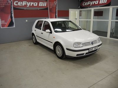 begagnad VW Golf 1,4i 5D, OBJEKT -98
