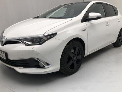 begagnad Toyota Auris 1.8 HSD 5dr
