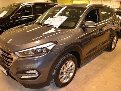 begagnad Hyundai Tucson 2.0 CRDi 4WD Comfort Plus Manuell 2017, SUV 219 000 kr