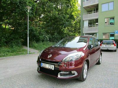 begagnad Renault Scénic 1.5 dCi DCT 110hk AUT Drag ny kamrem