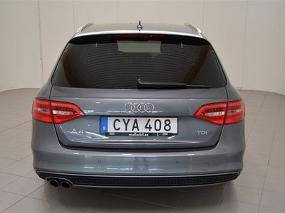 begagnad Audi A4 AVANT 2.0 TDI 190 HK MULTI
