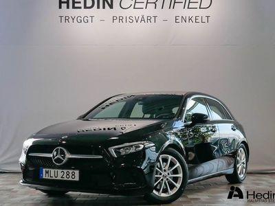 begagnad Mercedes A200 // Premiumpaket & Navigation //