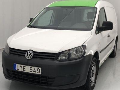 begagnad VW Caddy 2.0 TDI Maxi Skåp (140hk)