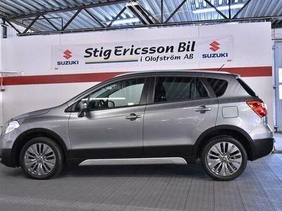 begagnad Suzuki SX4 S-Cross 1,6 Diesel 4x4 AUTOMAT Exklusiv