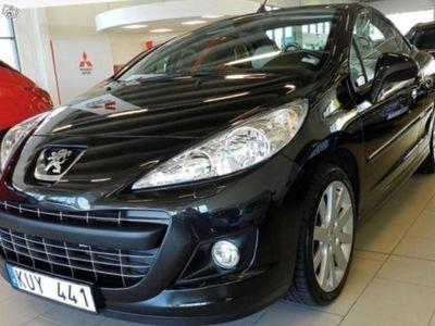 begagnad Peugeot 207 CC (Cabbe) -10