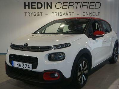 brugt Citroën C3 1,2 Feel Free