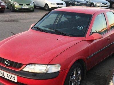 begagnad Opel Vectra Sedan 2.0 Automat 136hk