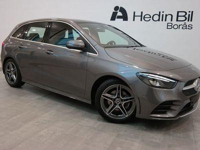begagnad Mercedes B180 // Demo // AMG Line // Advantagepaket // Dragkrok // Parkeringspaket //