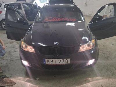 begagnad BMW 320 d xDrive Comfort