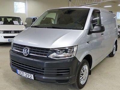 begagnad VW T6 Skåp EU6 4M 2.0 TDI 150 hk Lång