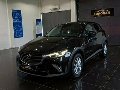begagnad Mazda CX-3 2.0 SKYACTIV-G Navigation Euro 6 120hk