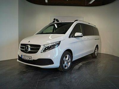 begagnad Mercedes V300 - BenzAVANTGARDE L / 7 - sits / DEMO