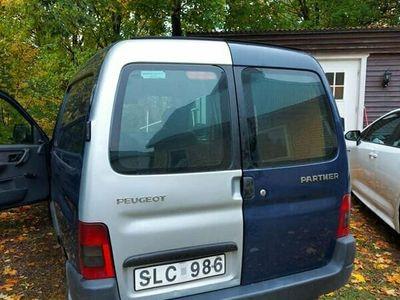 begagnad Peugeot Partner 190C 2.0