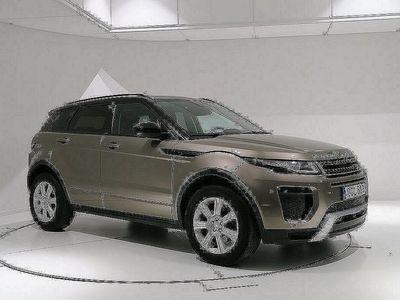 begagnad Land Rover Range Rover evoque 2.0 TD4 4WD Aut Dynamic SE 180hk