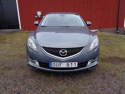 begagnad Mazda 6 Sedan 2.0 140hk*besik*finans*diesel