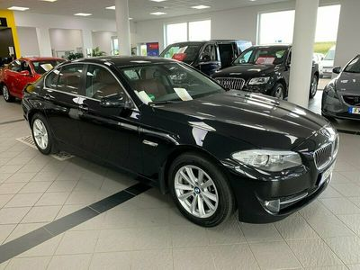 begagnad BMW 530 d Sedan Steptronic / Navigation / Helskinn / 258hk