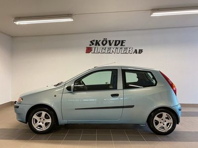 begagnad Fiat Punto 1.2 8700Mil ev byte/finans