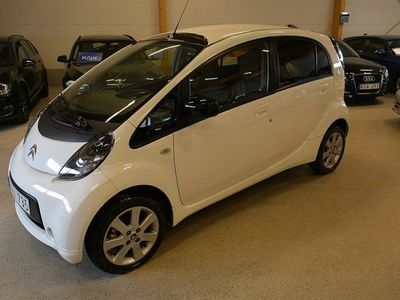 begagnad Citroën C-zero 100% EL AUT GPS 0,99% RÄNTA SVENSKSÅLD