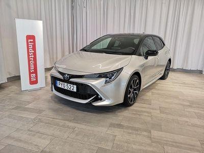 begagnad Toyota Corolla Hybrid 2.0 Executive Bitone