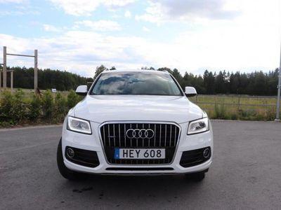 used Audi Q5 2.0 TDI 190hk quattro S-tronic -15