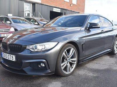 begagnad BMW 420 d / xdrive / m-performance / m-sport -16