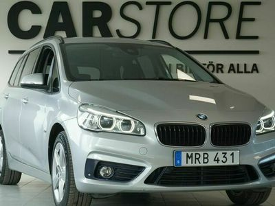 begagnad BMW 220 Gran Tourer d xDrive Sport Line Drag 7 - sits