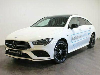 begagnad Mercedes E250 CLA BenzShooting Brake AMG Plug-in Hybrid 2020, Sportkupé Pris 459 000 kr