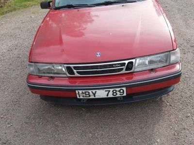 begagnad Saab 9000 CS 2.0 Turbo