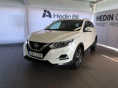 begagnad Nissan Qashqai DIG-T 160 Tekna 2WD 2019, SUV 219 900 kr