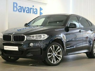 begagnad BMW 700 X6 xDrive30d M Sport Drag El glastaklucka Harman kardon 2016, SUV Pris 458kr