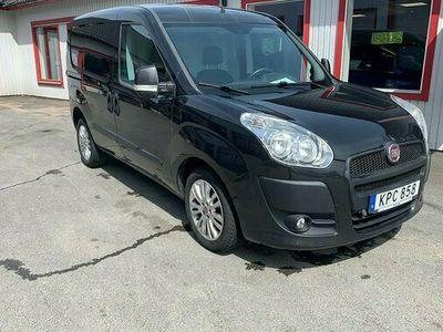 begagnad Fiat Doblò Skåp, 1,3 multijet skatt år 2015, Transportbil Pris 64 900 kr
