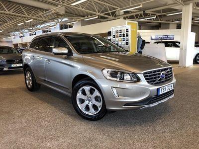 begagnad Volvo XC60 D4 AWD Summum Business E Garanti 24 månader (Utrustad med bl.a. Backkamera, Elmanövrerad baklucka, Parkeringshjälp fram/bak)