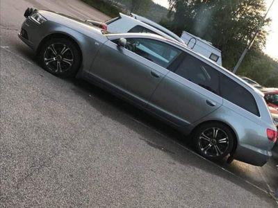 begagnad Audi A6 Avant 2.0T Multitronic