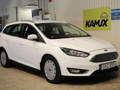 begagnad Ford Focus 1.5 TDCi ECOnetic Keyless