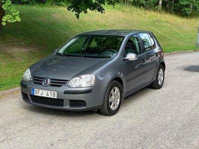 begagnad VW Golf 1.6