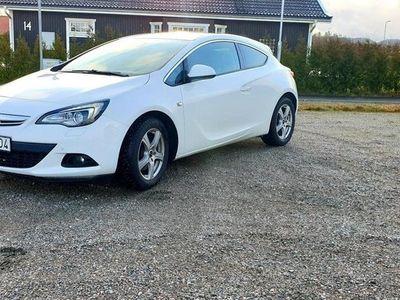 begagnad Opel Astra GTC Astra 2.0dsport 165 hk