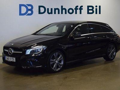 begagnad Mercedes 220 Benz CLA d 4MATIC 7G-DCT Euro 6 2016, Personbil 209 900 kr