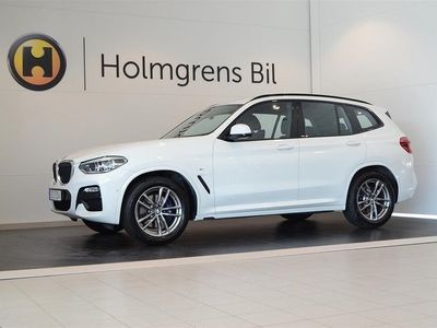 begagnad BMW X3 xDrive30d Innovation Edition (Kampanj)