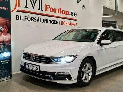 begagnad VW Passat 2.0 TDI Sportscombi (190hk) | R-Line