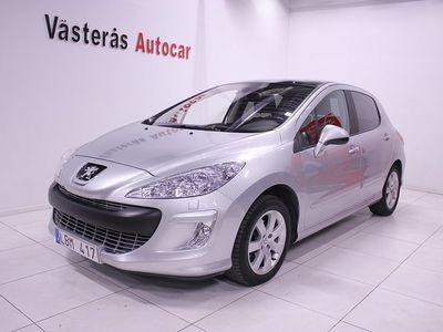 begagnad Peugeot 308 5-dörrar 1.6 HDi 6000 mil En ägar