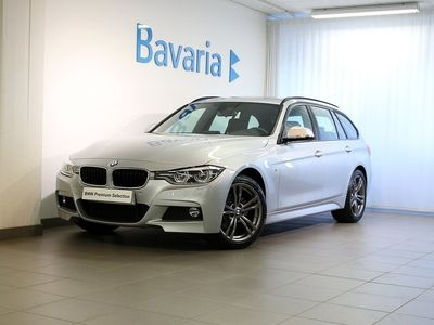 used BMW 320 i xDrive Touring M-Sport Connected Nav Drag Nypris 466 200 K