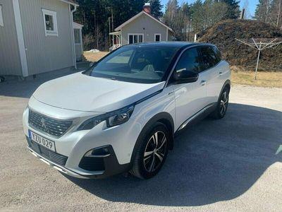 begagnad Peugeot 3008