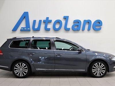 begagnad VW Passat Variant 2.0 TDI BlueMotion -12